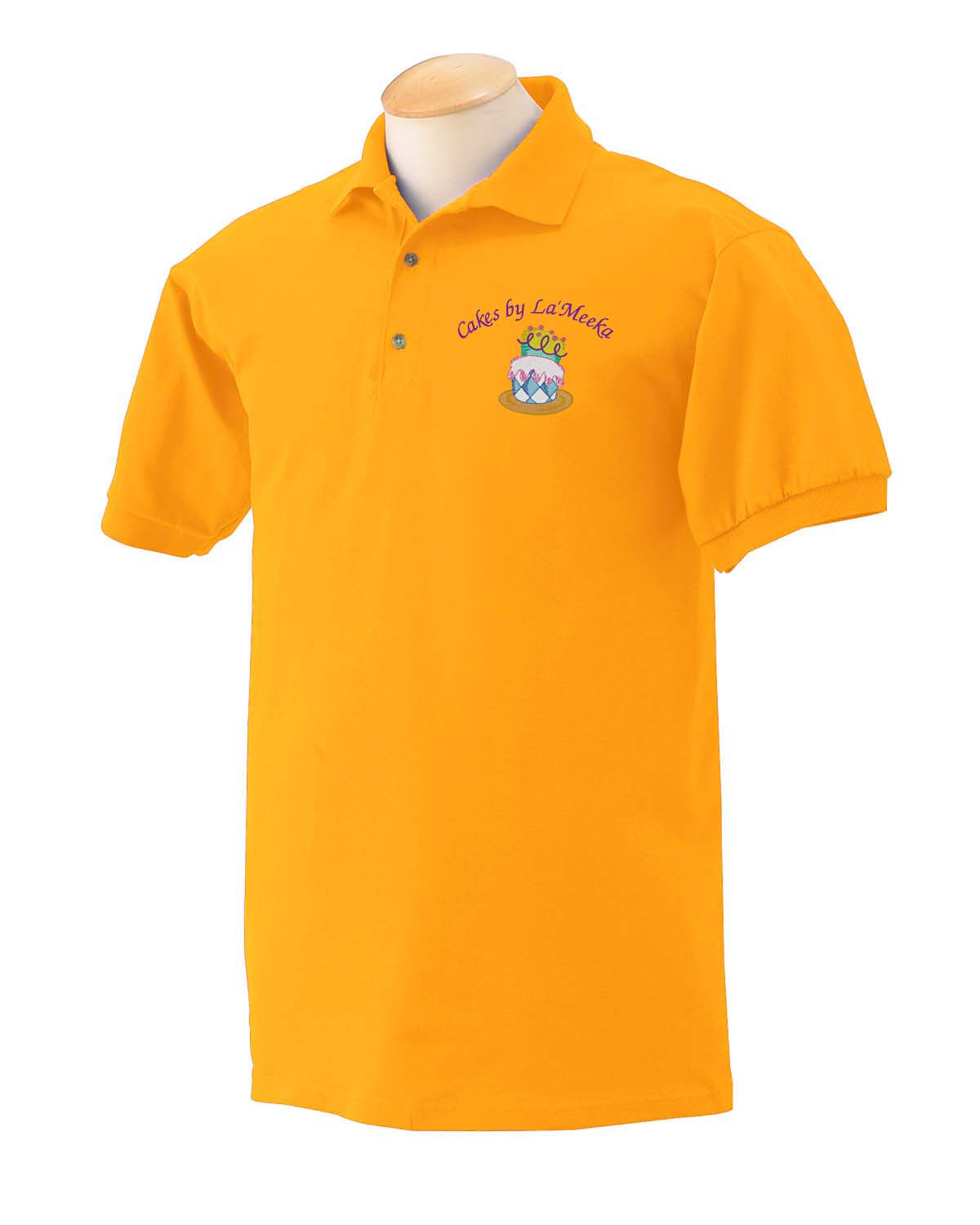 Shirts And Dressier Than T Shirts Embroidered Polo Shirts