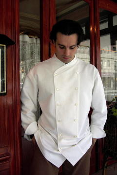 Crooked Brook Chef Coat Giveaway 9