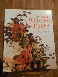 Floral Wedding Cakes by Alan Dunn