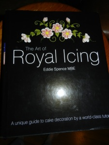 The Art of Royal Icing by Eddie Spence, MBE